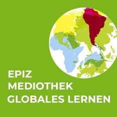 Link zur Mediothek Globales Lernen